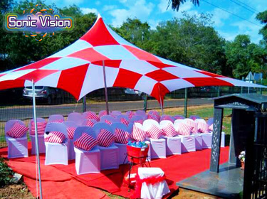 Stretch Decor Stretch Tents Stretch Fabric Event Decor